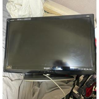 アクオス(AQUOS)のSHARP AQUOS32インチ ブルーレイディスク内蔵 亀山モデル(テレビ)