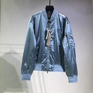 ディオール(Dior)の2020AW★DIOR AND SHAWNコラボ★サテンツイルボンバージャケット(テーラードジャケット)