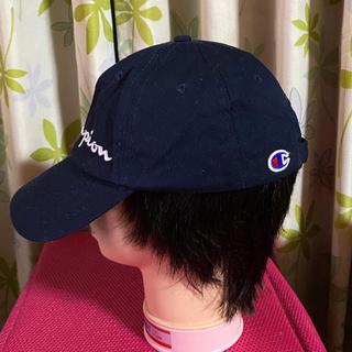 チャンピオン(Champion)のチャンピオンキャップ帽 レディース(キャップ)