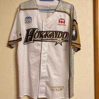 北海道日本ハムファイターズ - 日本ハム ファイターズ WE LOVE HOKKAIDO ユニフォーム ウポポイ