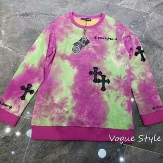 クロムハーツ(Chrome Hearts)のChrome HeartsトップスTシャツカット(Tシャツ(長袖/七分))