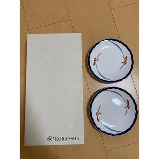 コウランシャ(香蘭社)の香蘭社 お皿 有田焼き5枚セット(食器)