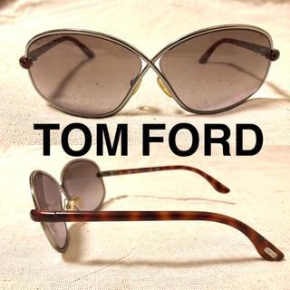 トムフォード(TOM FORD)のTOM FORD バタフライ サングラス TF160 イタリア製(サングラス/メガネ)