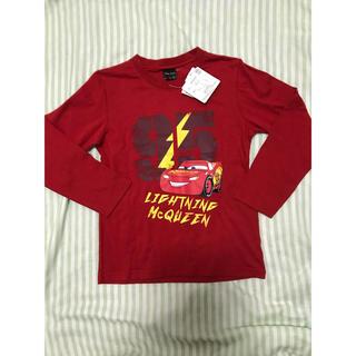 Disney - ディズニー カーズ 長袖Tシャツ 男の子 130 ロンT