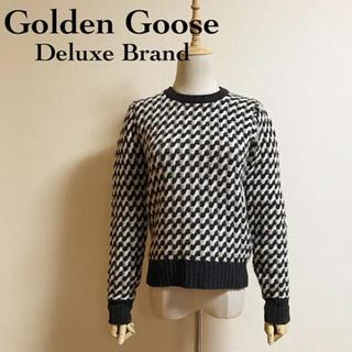 ゴールデングース(GOLDEN GOOSE)のGOLDEN GOOSE DELUXE BRAND ウールニット サイズXS(ニット/セーター)