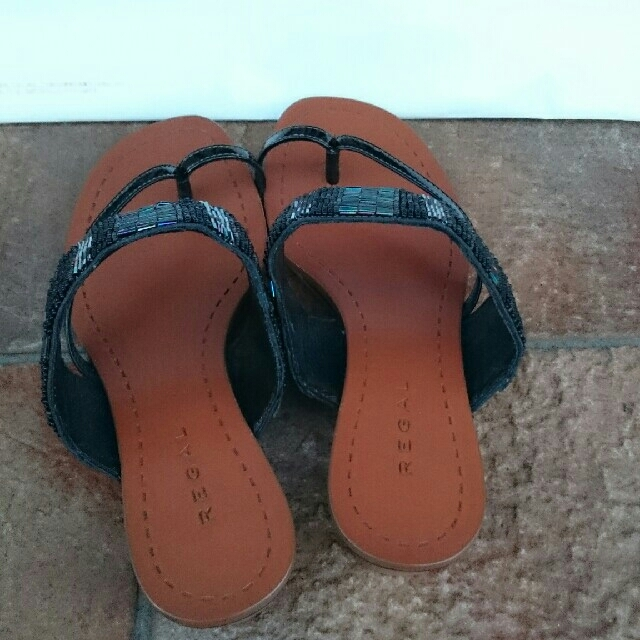 REGAL(リーガル)の新品未使用   レア REGAL サンダル レディースの靴/シューズ(サンダル)の商品写真