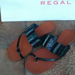 REGAL - 新品未使用   レア REGAL サンダル
