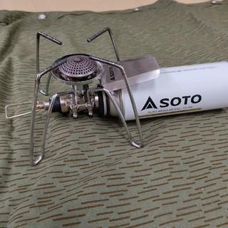 シンフジパートナー(新富士バーナー)のSOTO ST-310 ガスバーナー(ストーブ/コンロ)