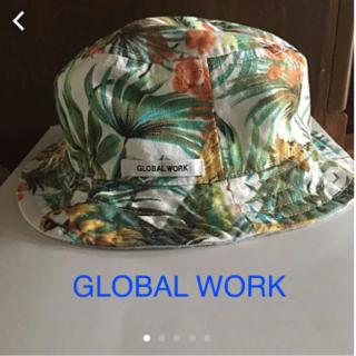 グローバルワーク(GLOBAL WORK)の【グローバルワーク】キッズ 男の子 帽子(帽子)
