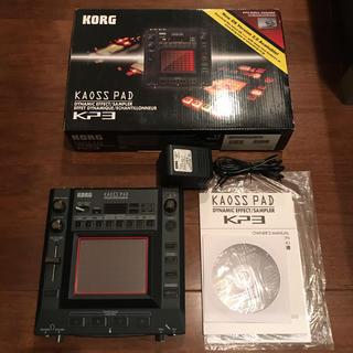 コルグ(KORG)のKORG サンプラー KAOSS PAD KP3(DJエフェクター)