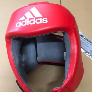 アディダス(adidas)のアディダス(adidas)  AIBAボクシング 公認AIBA 赤色 Sサイズ(ボクシング)