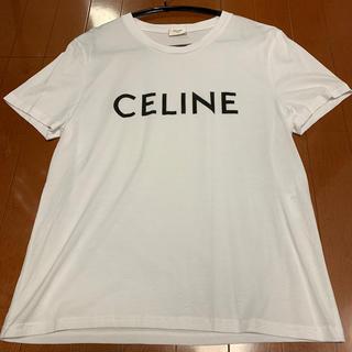 セリーヌ(celine)の💙CELINE💙セリーヌ💙Tシャツ💙L(Tシャツ/カットソー(半袖/袖なし))