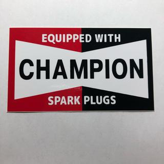 チャンピオン(Champion)のCHAMPION ステッカー(その他)