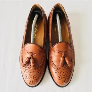 サンローラン(Saint Laurent)のタッセルローファー  イヴサンローラン 25cm(ローファー/革靴)