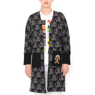 グラニフ(Design Tshirts Store graniph)のグラニフ コラボレーションジャカードドルマンカーディガン(カーディガン)