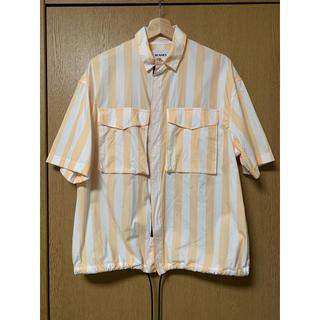 マルタンマルジェラ(Maison Martin Margiela)の『極美品』SUNNEI ストライプシャツ(シャツ)