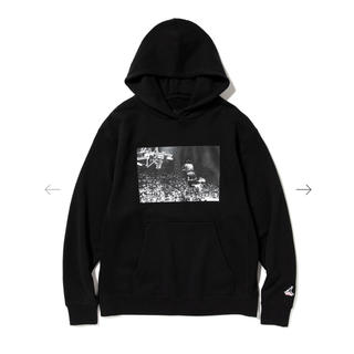 ナイキ(NIKE)のUNION FLYING HIGH HOODED SWEATSHIRT(パーカー)