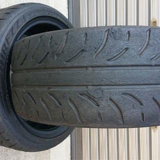 ダンロップ(DUNLOP)のDL 235/40R18 DUNLOP DIREZZA ZⅢ タイヤ 2本(タイヤ)