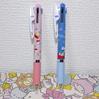 スヌーピー(SNOOPY)の31  スヌーピー  ジェットストリーム3色ボールペン  2本セット(ペン/マーカー)