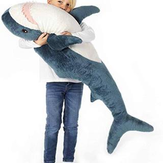 イケア(IKEA)の新品未使用☆BLAHAJ ブローハイ IKEA サメ さめ ぬいぐるみ(ぬいぐるみ)