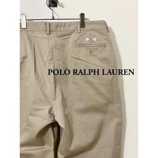 ポロラルフローレン(POLO RALPH LAUREN)の【ビッグサイズ】 POLO RALPH LAUREN チノパン / ベージュ(チノパン)