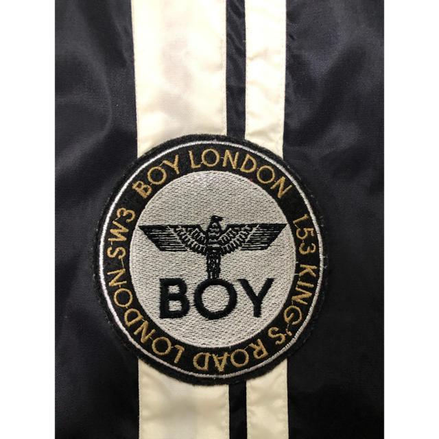Boy London(ボーイロンドン)のBOY LONDON ナイロン シングル ライダーズ ジャケット メンズのジャケット/アウター(ブルゾン)の商品写真