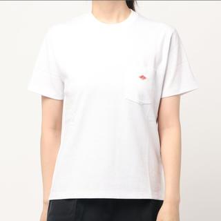 ダントン(DANTON)のDanton / ポケットTシャツ(美品)(Tシャツ(半袖/袖なし))