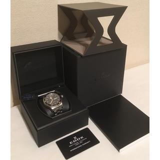エドックス(EDOX)の【新品未使用】エドックス EDOX 腕時計 クロノラリーS(腕時計(アナログ))