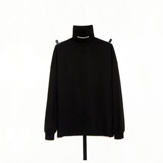 PMO TURTLE NECK #1 BLACK