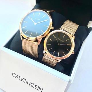 カルバンクライン(Calvin Klein)のCalvin Klein カルバンクライン 時計 腕時計 ペアウォッチ(腕時計(アナログ))