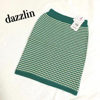 ダズリン(dazzlin)のダズリン★ニット★スカート(ミニスカート)