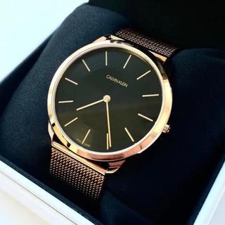 カルバンクライン(Calvin Klein)のCalvin Klein カルバンクライン 時計 腕時計 メッシュ メンズ(腕時計(アナログ))