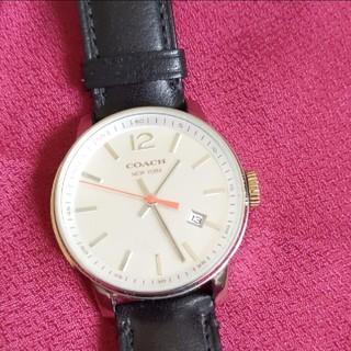 コーチ(COACH)のコーチ   腕時計 ブリーカー シルバー文字盤(腕時計(アナログ))