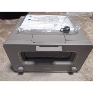 バルミューダ(BALMUDA)のバルミューダ スチームオーブントースター BALMUDA K01E-CW (調理機器)