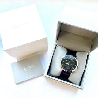 カルバンクライン(Calvin Klein)のCalvin Klein カルバンクライン 時計 腕時計 クロノ メンズウォッチ(腕時計(アナログ))