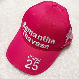 サマンサタバサ(Samantha Thavasa)のサマンサタバサ  ゴルフキャップ 帽子(キャップ)