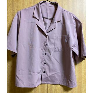 ウィゴー(WEGO)のWEGO(シャツ/ブラウス(半袖/袖なし))