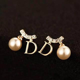 ディオール(Dior)のDior パール ピアス (ピアス)