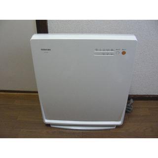 トウシバ(東芝)の更に値下げ 東芝空気清浄機CAF-N35 程度良好 先日まで普通に動作(空気清浄器)