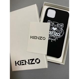ケンゾー(KENZO)のKENZO TIGER iPhone 11 pro MAX case(iPhoneケース)