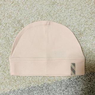 バーバリー(BURBERRY)のバーバリー ベビー帽子 新品(帽子)