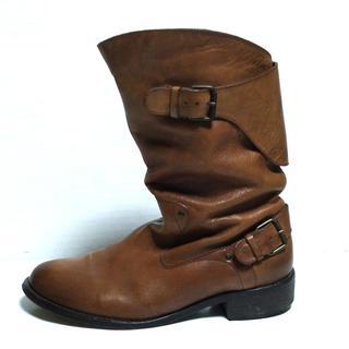 ディーゼル(DIESEL)のディーゼル ショートブーツ 4 メンズ(ブーツ)