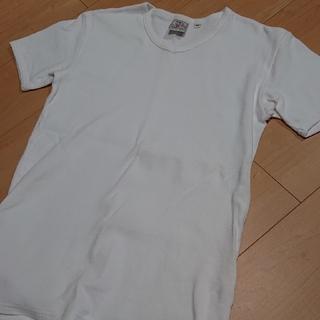 アヴィレックス(AVIREX)のAVIREX 半袖Tシャツ 白 M(Tシャツ/カットソー(半袖/袖なし))