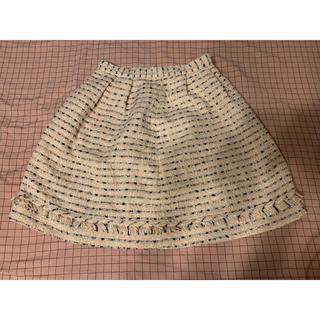 マーキュリーデュオ(MERCURYDUO)のMERCURYDUOスカートピンク色(中古美品)Sサイズ(ミニスカート)