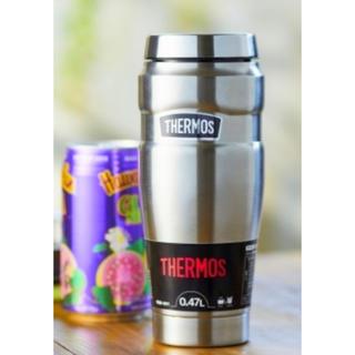 サーモス(THERMOS)のおしゃれ!ベストセラーサーモスアウトドアシリーズ 真空断熱タンブラー470ml(タンブラー)