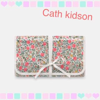 キャスキッドソン(Cath Kidston)の【新品】キャスキッドソン 収納ポーチ(ポーチ)