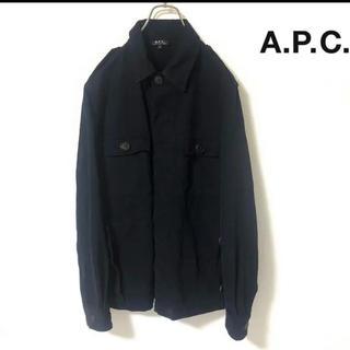 アーペーセー(A.P.C)のアーペーセー コーデュロイ ジャケット 美品(テーラードジャケット)