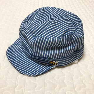 アカチャンホンポ(アカチャンホンポ)のワークキャップ 44㌢(帽子)