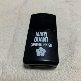 マリークワント(MARY QUANT)のマリークワント オビーディエント フィニッシュ(16)OC-20(ファンデーション)