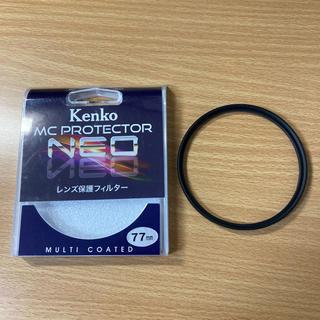 Kenko MC PROTECTOR NEO 77mm レンズ保護フィルター
